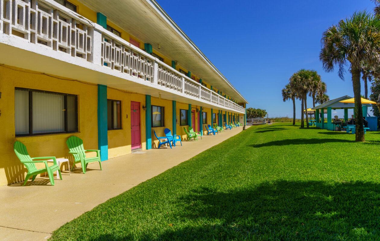 South Beach Inn hotel rooms