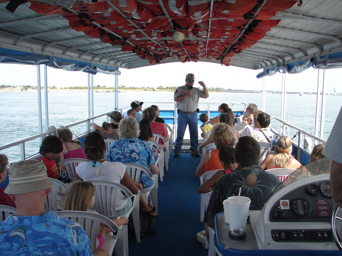 Indian River Lagoon and Swampland Boat Tours