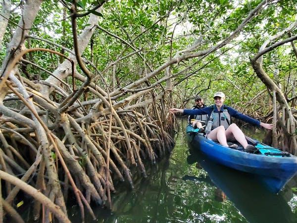 Cocoa Kayaking